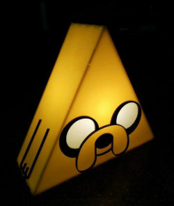 Jake the Dog Lamp Happy